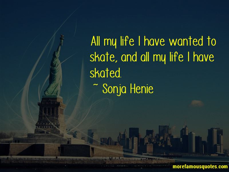Sonja Henie Quotes Pictures 2
