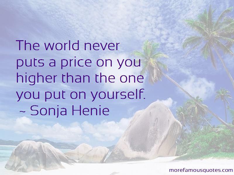 Sonja Henie Quotes Pictures 4