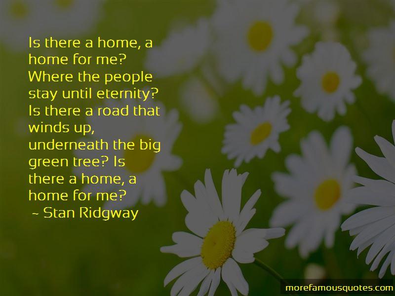 Stan Ridgway Quotes