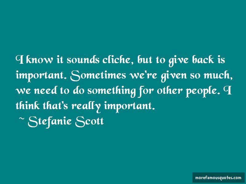 Stefanie Scott Quotes Pictures 2