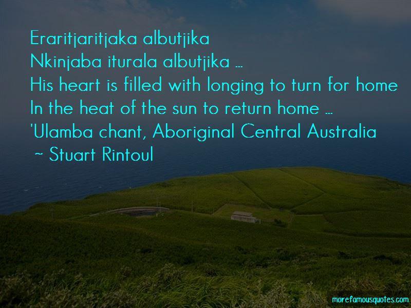 Stuart Rintoul Quotes