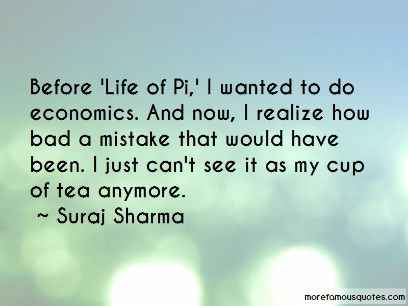 Suraj Sharma Quotes Pictures 2