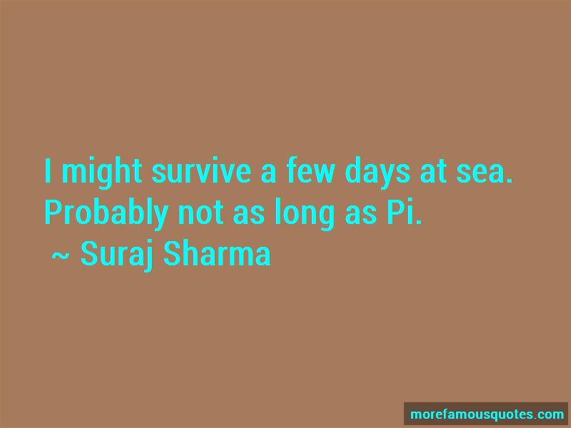 Suraj Sharma Quotes Pictures 3