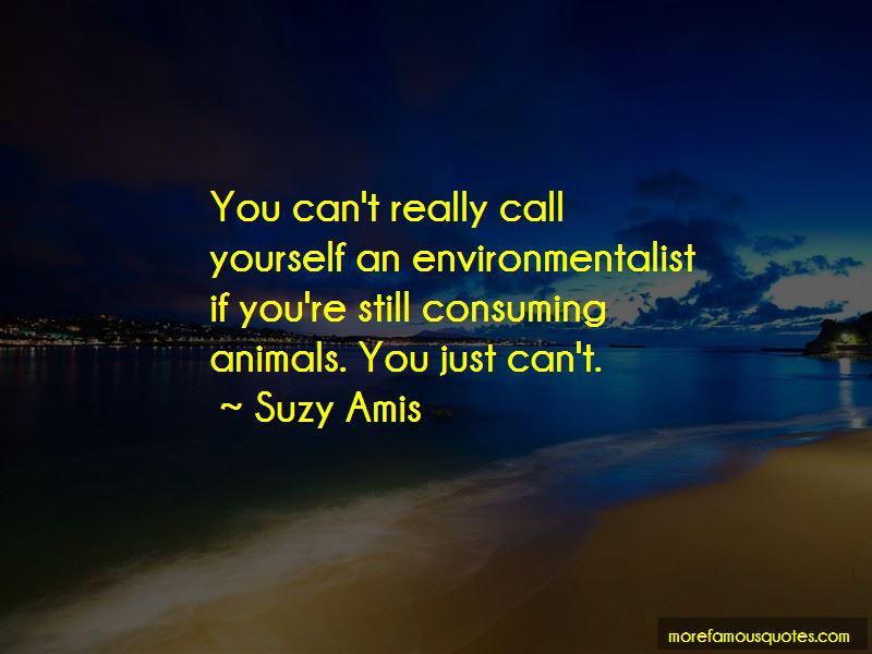 Suzy Amis Quotes