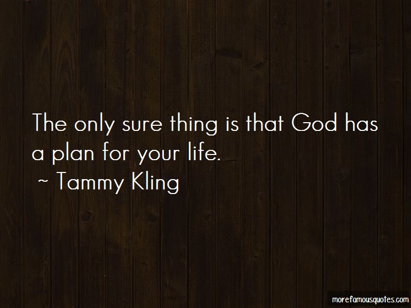 Tammy Kling Quotes Pictures 2