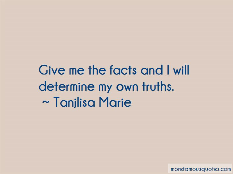Tanjlisa Marie Quotes Pictures 2