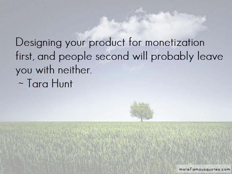 Tara Hunt Quotes Pictures 3