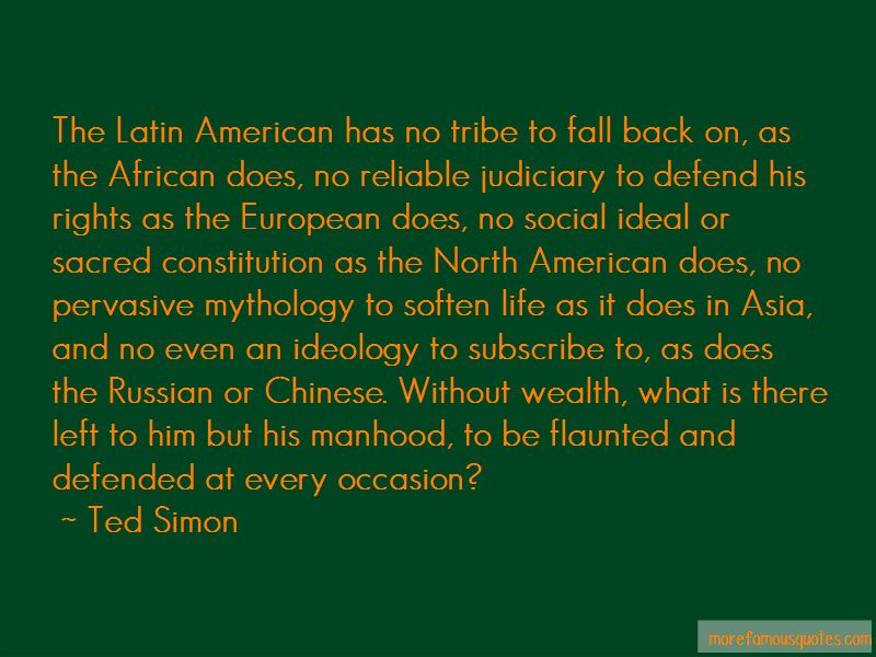 Ted Simon Quotes Pictures 2
