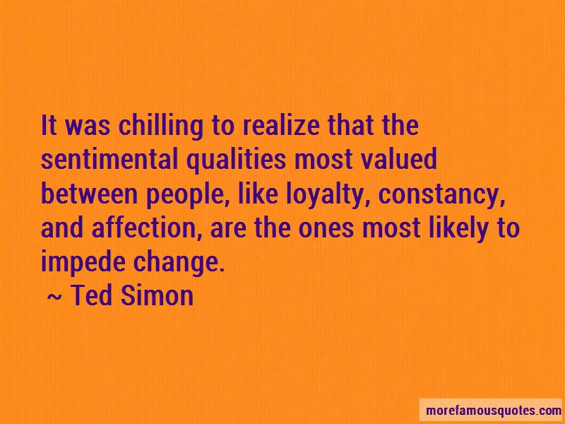Ted Simon Quotes Pictures 3