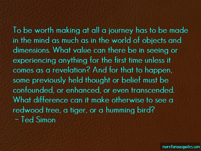 Ted Simon Quotes Pictures 4
