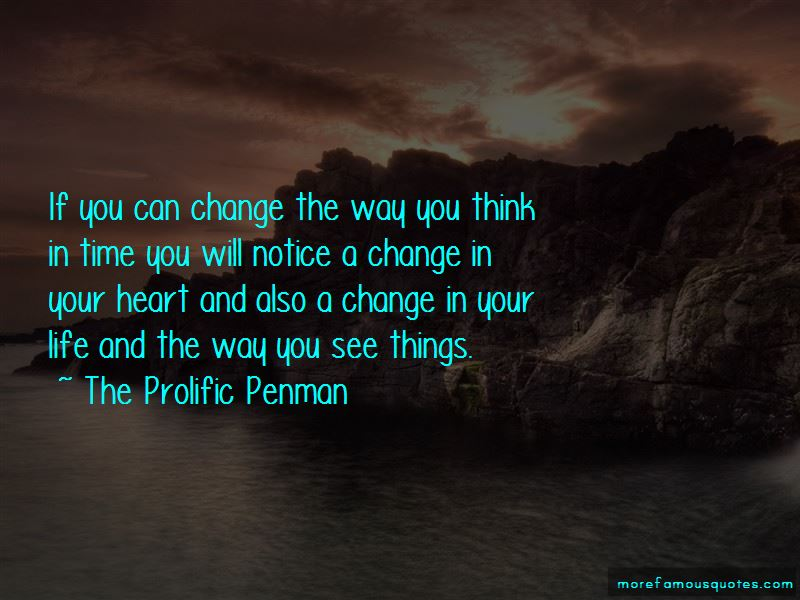 The Prolific Penman Quotes Pictures 3