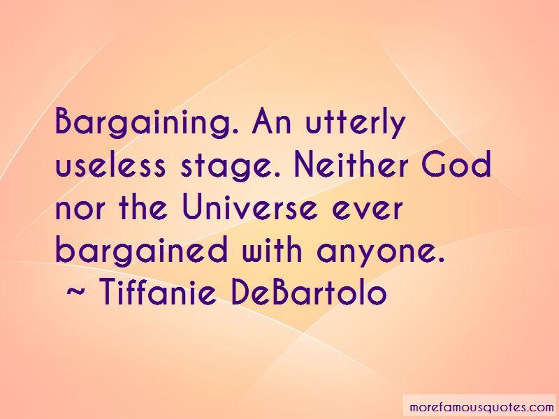 Tiffanie DeBartolo Quotes Pictures 2