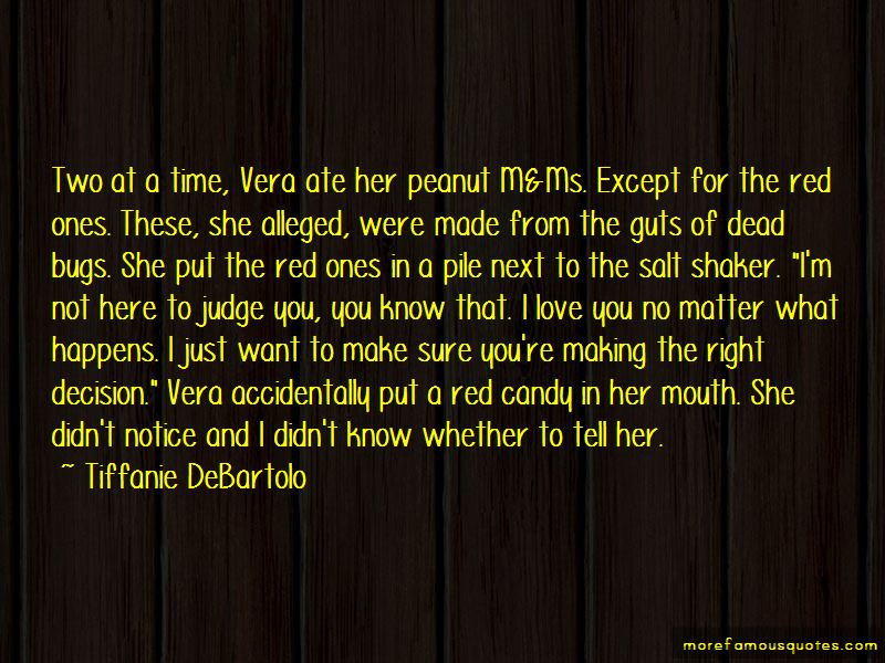 Tiffanie DeBartolo Quotes Pictures 4