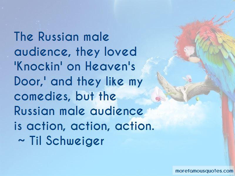 Til Schweiger Quotes Pictures 2