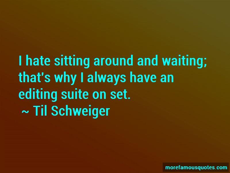 Til Schweiger Quotes Pictures 3