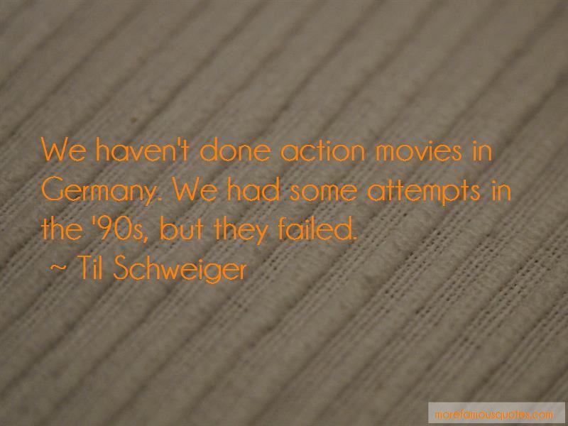Til Schweiger Quotes