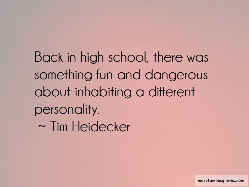 Tim Heidecker Quotes
