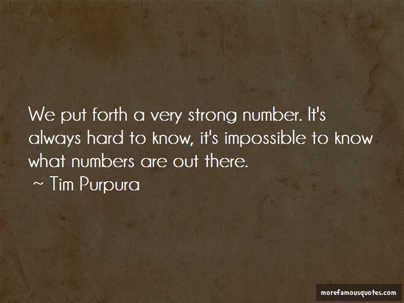 Tim Purpura Quotes Pictures 4