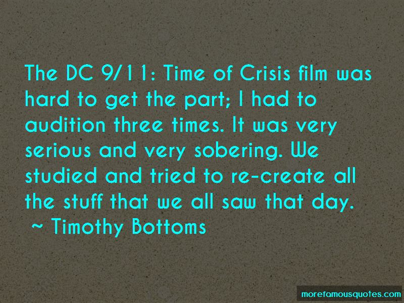 Timothy Bottoms Quotes Pictures 4