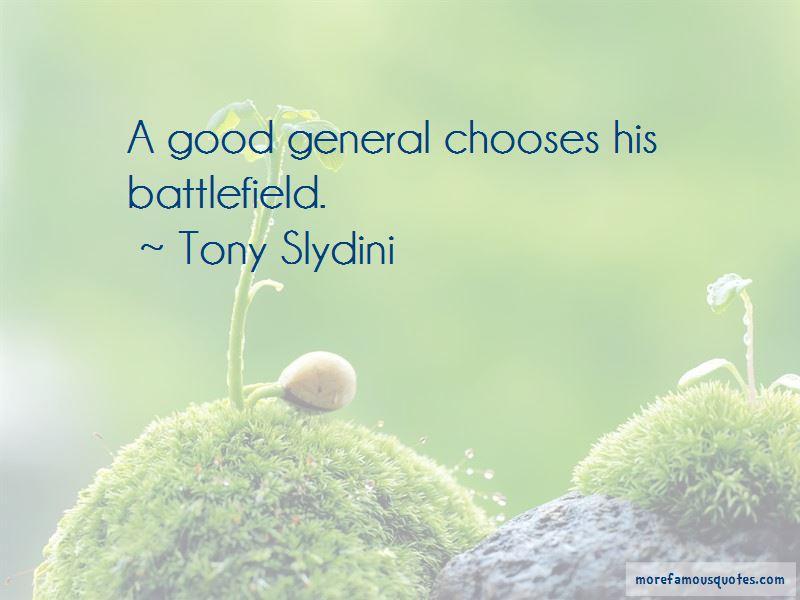 Tony Slydini Quotes