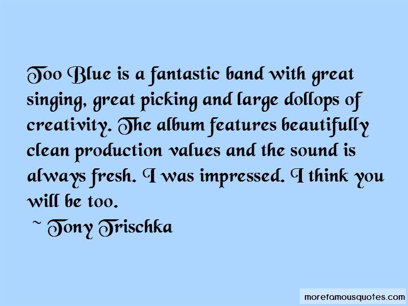 Tony Trischka Quotes Pictures 2