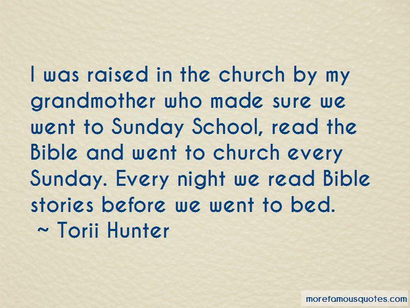 Torii Hunter Quotes