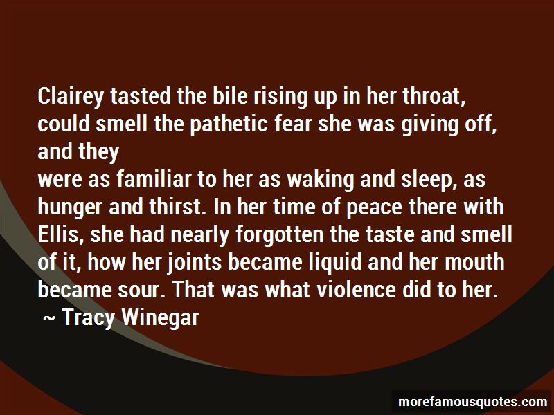 Tracy Winegar Quotes Pictures 2