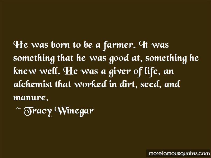 Tracy Winegar Quotes Pictures 3