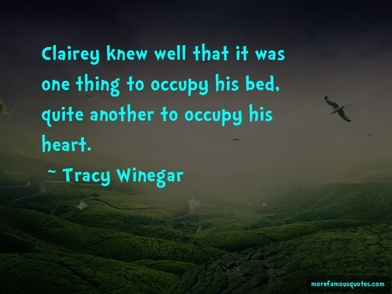 Tracy Winegar Quotes Pictures 4