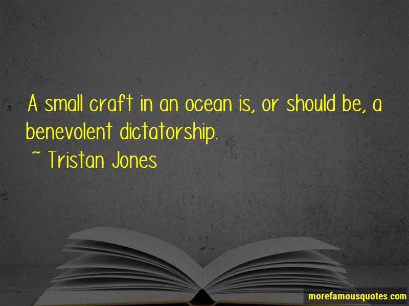 Tristan Jones Quotes Pictures 2