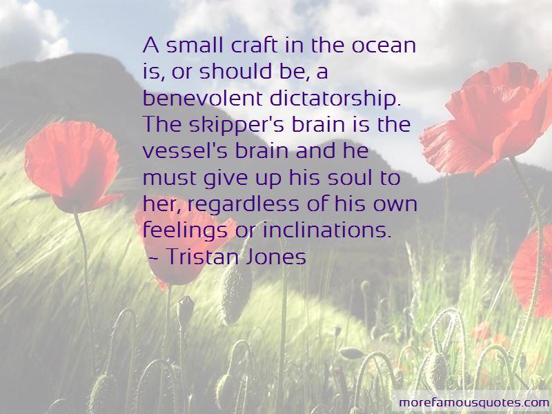 Tristan Jones Quotes Pictures 4