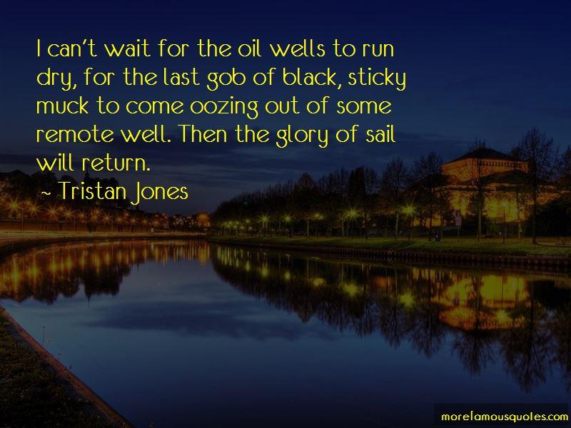 Tristan Jones Quotes