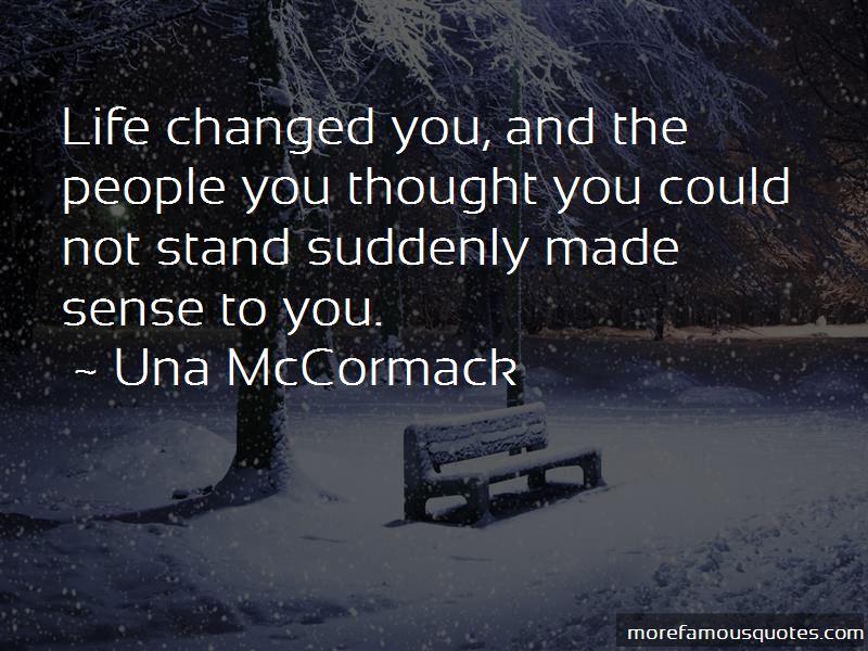 Una McCormack Quotes Pictures 2