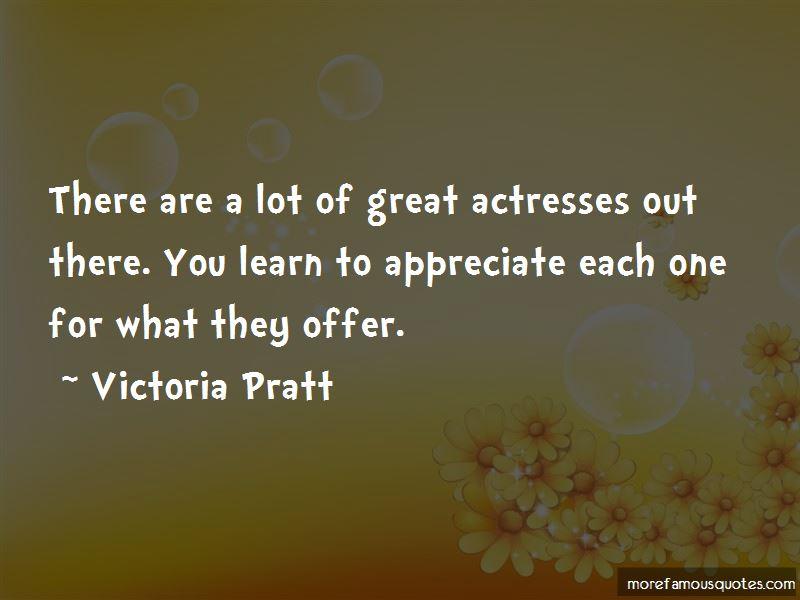 Victoria Pratt Quotes Pictures 2