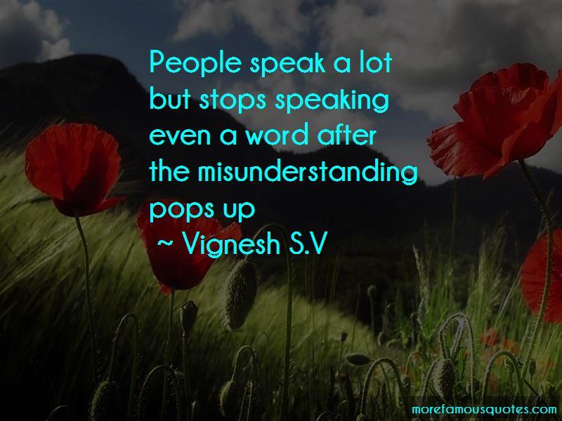 Vignesh S.V Quotes Pictures 4