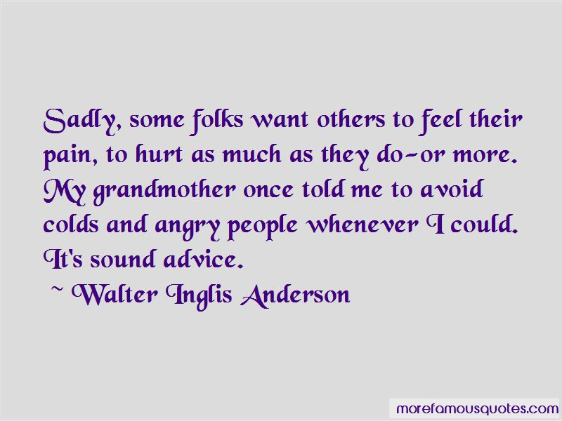 Walter Inglis Anderson Quotes Pictures 3