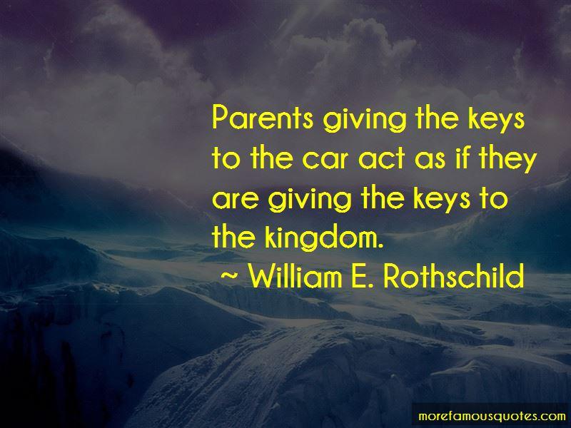 William E. Rothschild Quotes Pictures 2