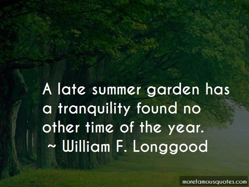William F. Longgood Quotes Pictures 2