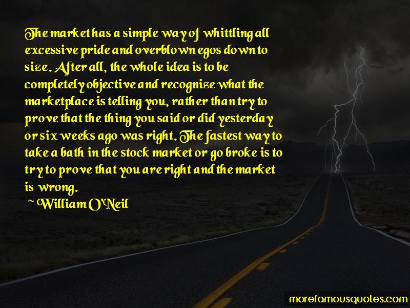 William O'Neil Quotes Pictures 2