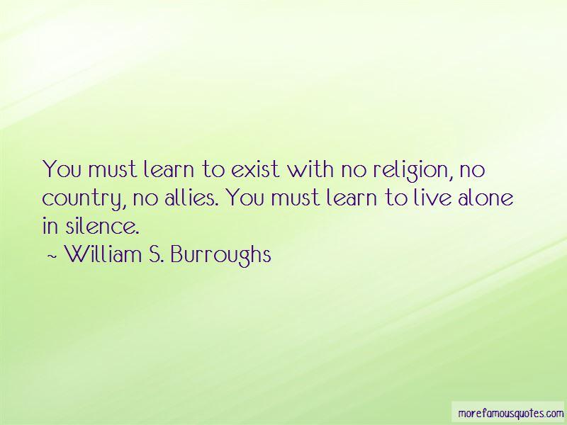William S. Burroughs Quotes Pictures 2