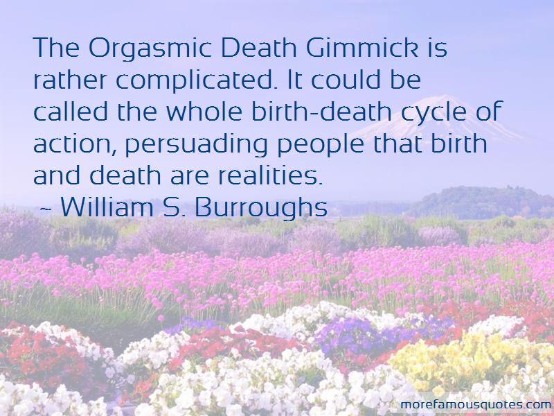 William S. Burroughs Quotes Pictures 3