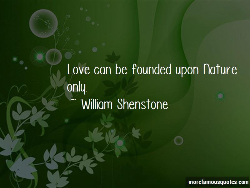 William Shenstone Quotes Pictures 3