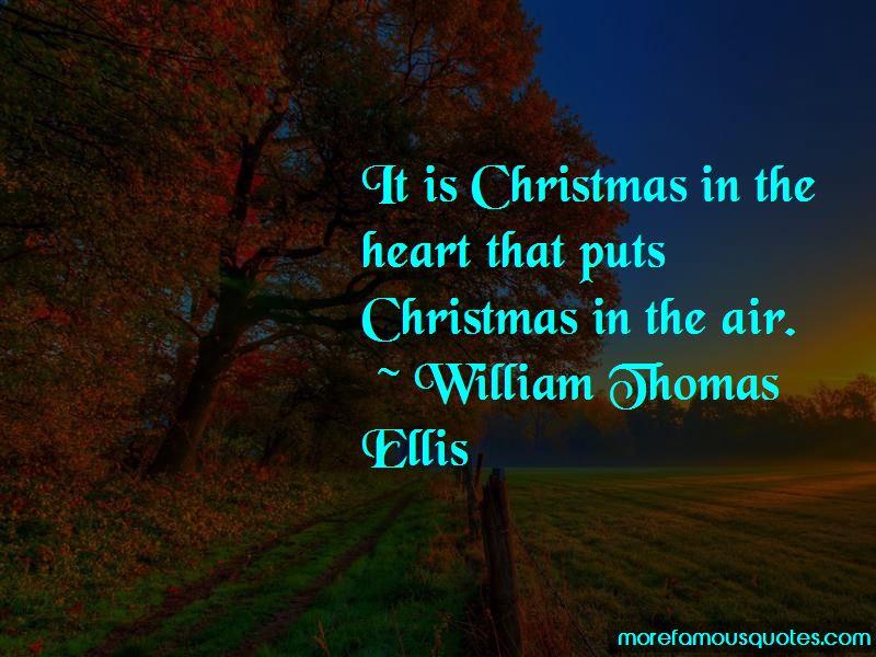 William Thomas Ellis Quotes