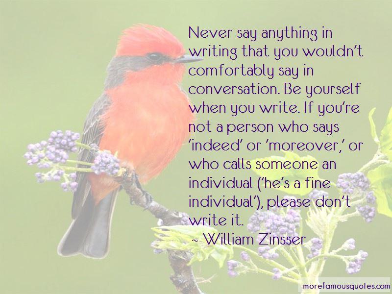William Zinsser Quotes Pictures 4