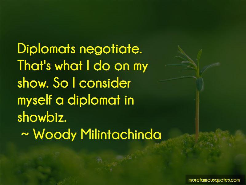 Woody Milintachinda Quotes Pictures 2