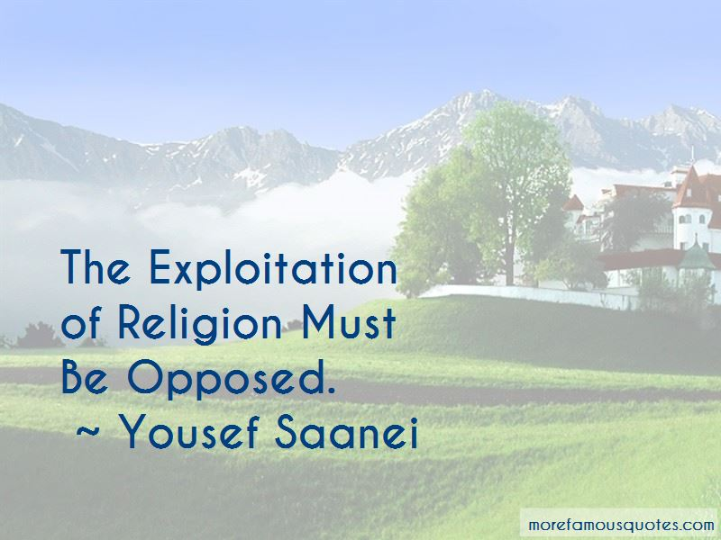 Yousef Saanei Quotes Pictures 3