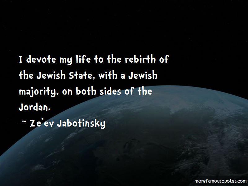 Ze'ev Jabotinsky Quotes Pictures 2