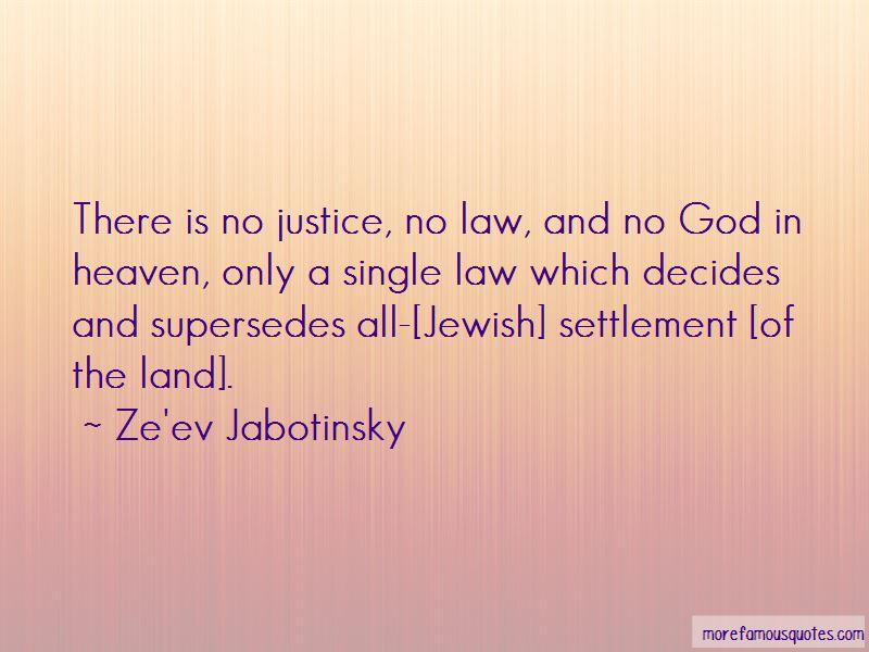 Ze'ev Jabotinsky Quotes Pictures 3