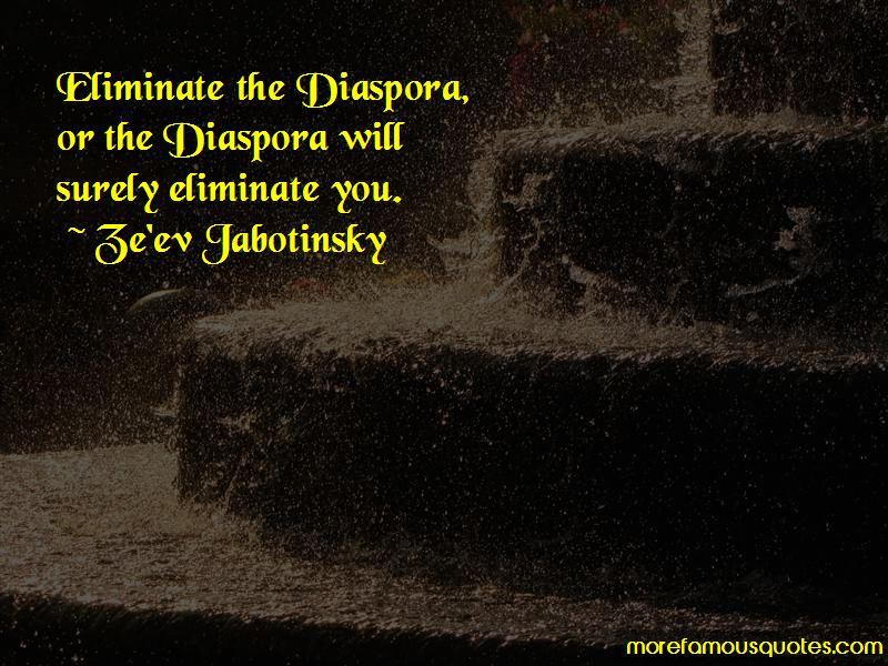 Ze'ev Jabotinsky Quotes Pictures 4