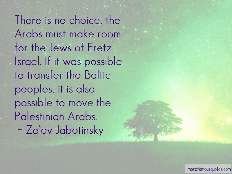 Ze'ev Jabotinsky Quotes